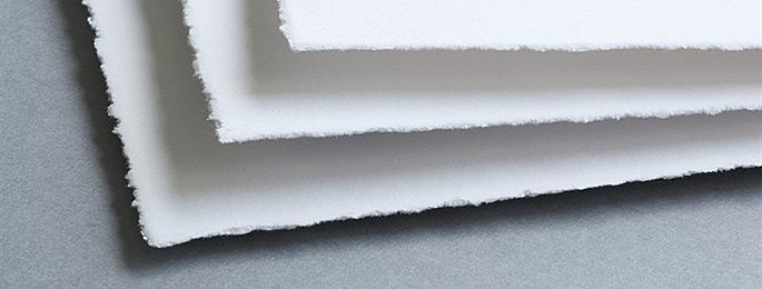 Hahnemühle Deckle Edge Papier (Fabian Georgi)